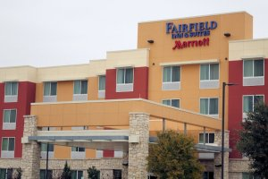 The Fairfield Inn & Suites is one of the city's existing hotels that will soon be joined by several more.