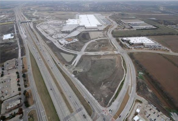Nebraska Furniture Mart at Grandscape is just months away from opening.